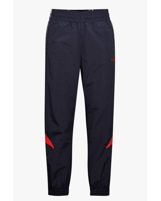 Diadora - Blue Pant Mvb for Men - Lyst