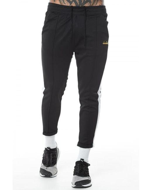 Diadora - Black 80s Pant for Men - Lyst