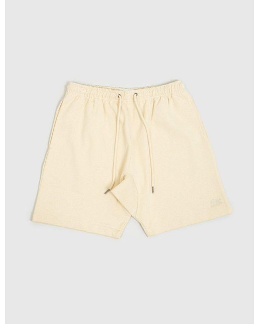 Deus Ex Machina - Natural Larry Track Shorts - Lyst