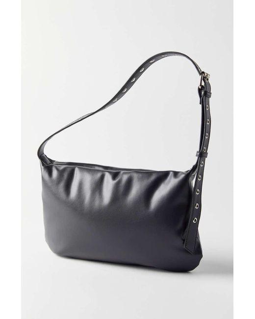 Urban Outfitters Black Iris Shoulder Bag