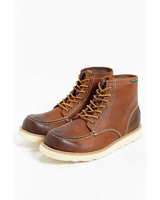 Eastland | Brown Lumber Up Moc-toe Boot for Men | Lyst