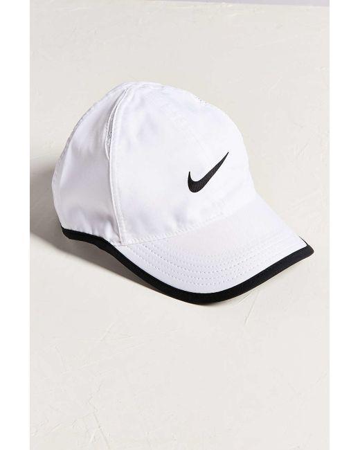 Nike Baseball Hat In Teal White Lyst