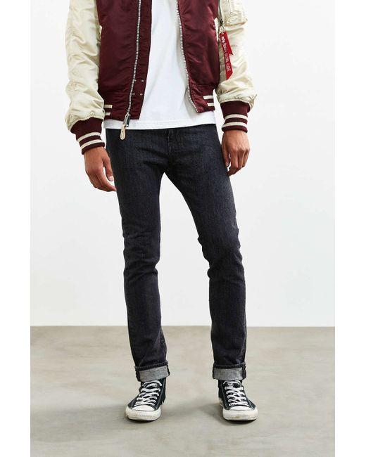 Levi's | Gray 510 North Star Skinny Jean for Men | Lyst