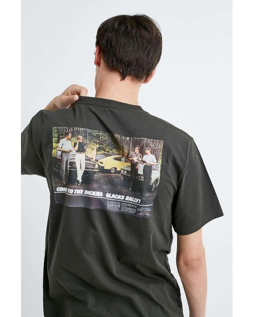 Dickies Uo Exclusive Rally 1966 Black T-shirt for men