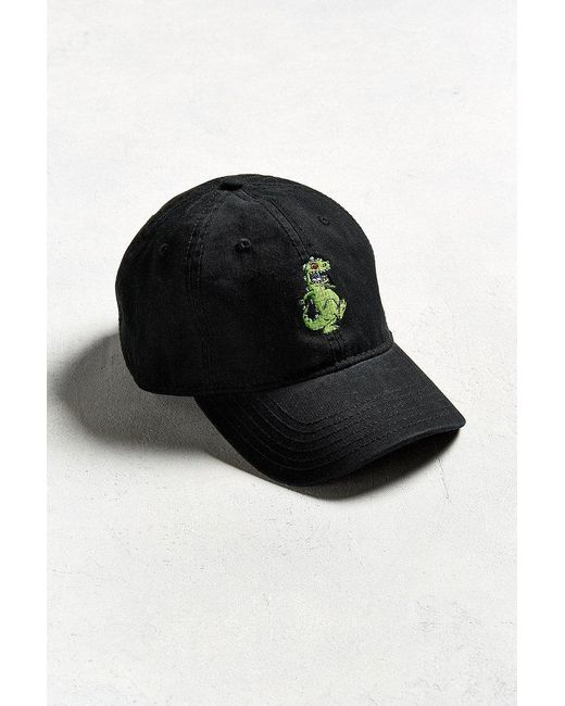 Urban Outfitters | Black Reptar Dad Hat for Men | Lyst