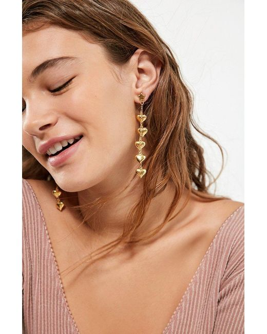 Frasier Sterling   Metallic Welcome To Miami Drop Earring   Lyst
