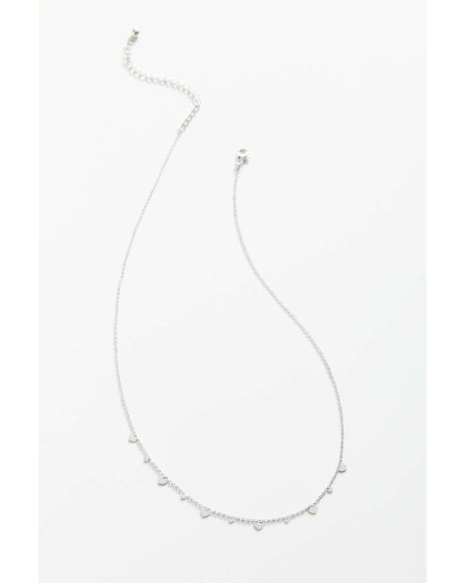 Urban Outfitters Multicolor Mini Icon Charm Necklace