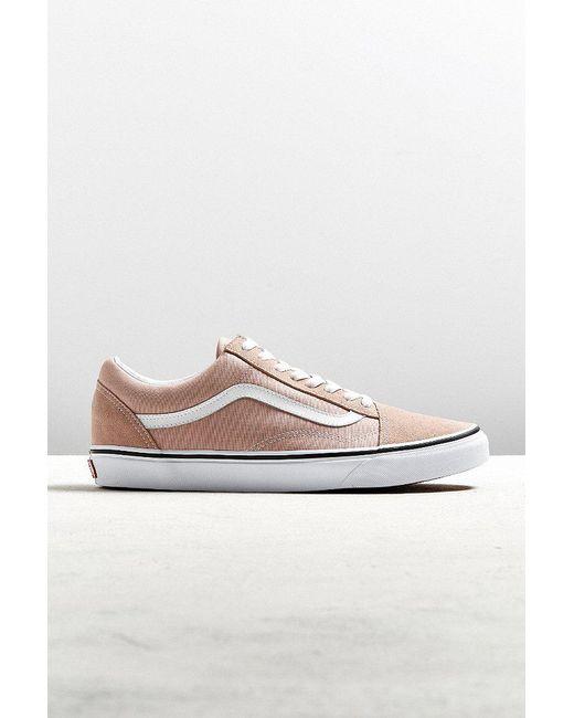 Vans | Pink Old Skool Mahogany Sneaker for Men | Lyst