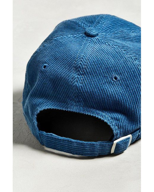 198e644ce69 ... Urban Outfitters - Blue Ford Corduroy Baseball Hat for Men - Lyst