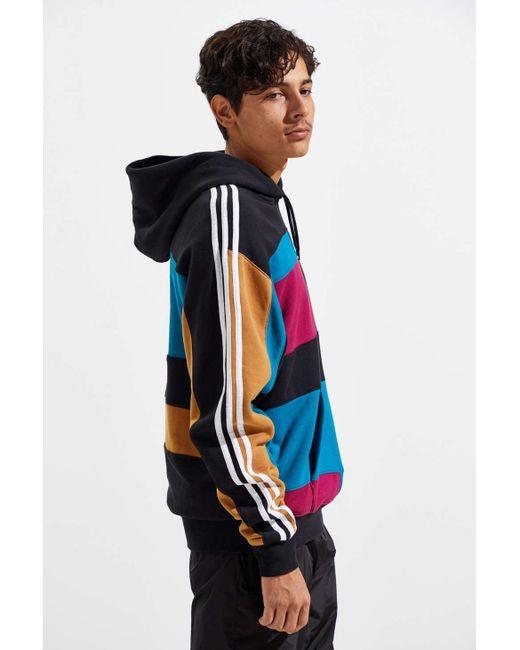 Adidas Originals Ink Men Hoodies Adidas Colour Block London
