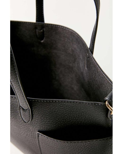 6e4e08a032 ... Urban Outfitters - Black Mini Everyday Tote Bag - Lyst ...