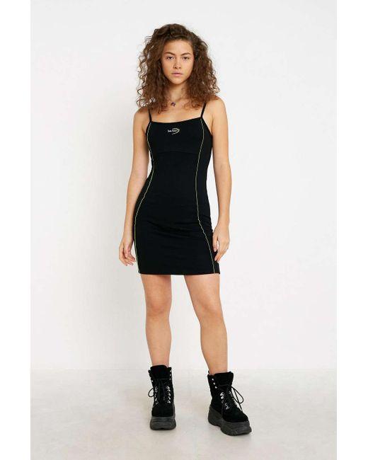 iets frans Black Porty Mini Dress