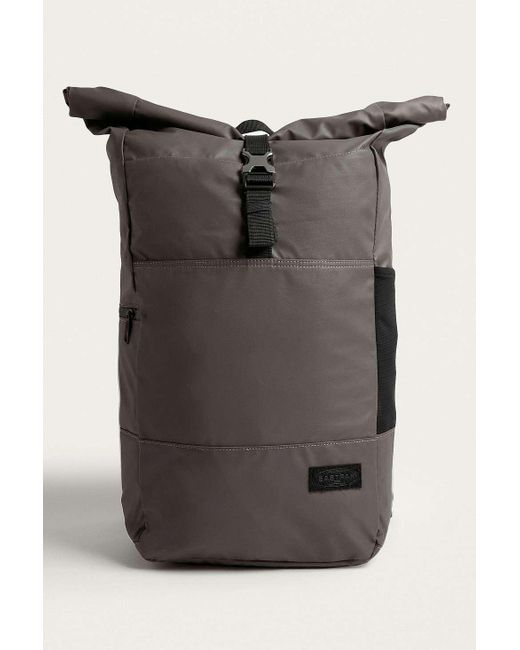 Eastpak - Gray Macnee Rolltop Grey Backpack for Men - Lyst