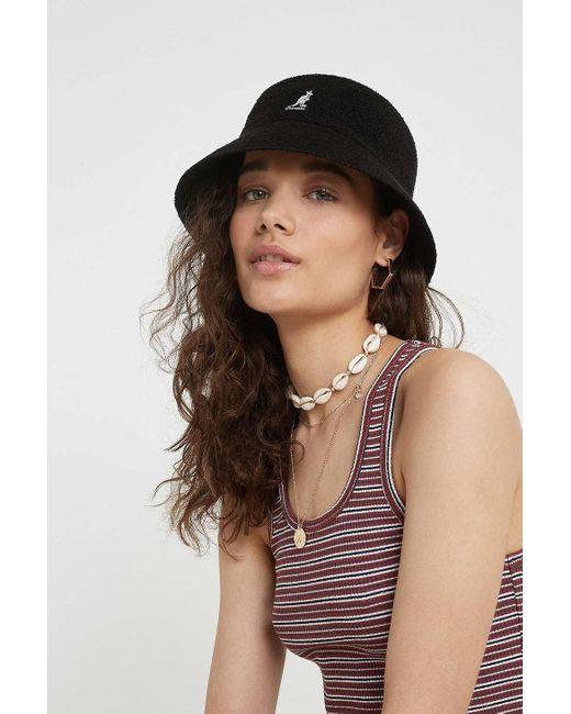 bc17e9a71 Women's Black Bermuda Bucket Hat