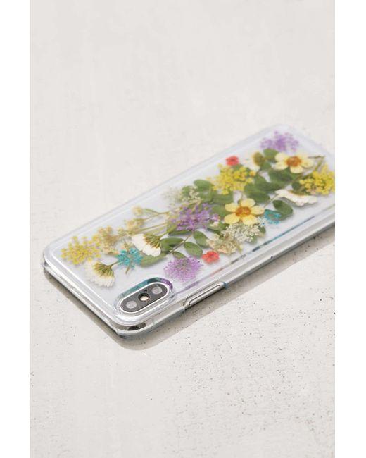 on sale d9639 1ba5f Men's Buncha Flowers Iphone X Case
