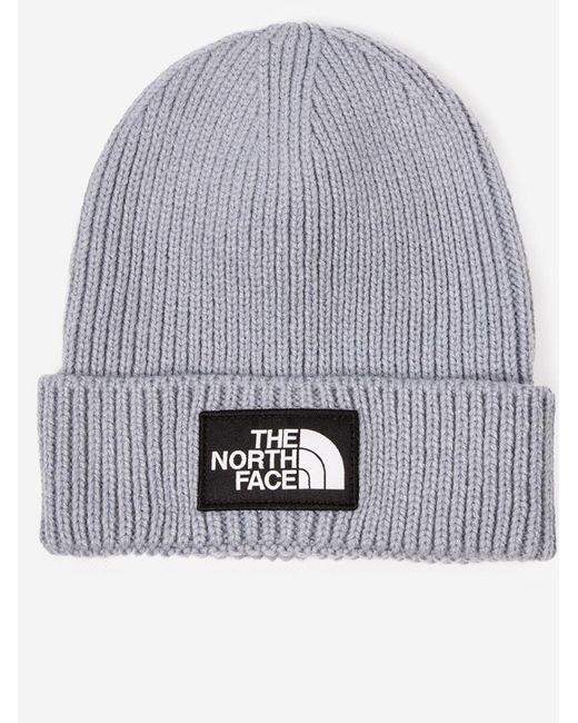 Cappello Logo Box di The North Face in Gray