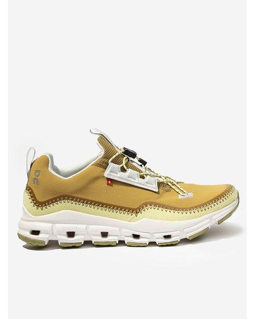 On Metallic Cloudaway Sneakers for men