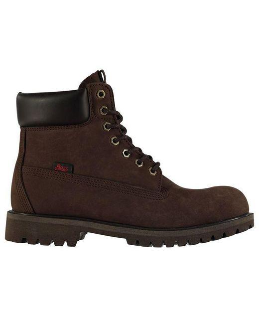 G.H.BASS Brown Duxbury Ii Rugged Boots for men