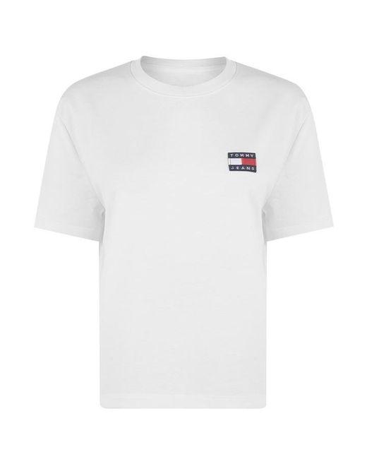 Tommy Hilfiger White T Shirt
