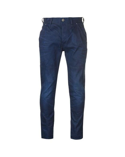 G-Star RAW Deck Tapered Mens Jeans - Blue for men