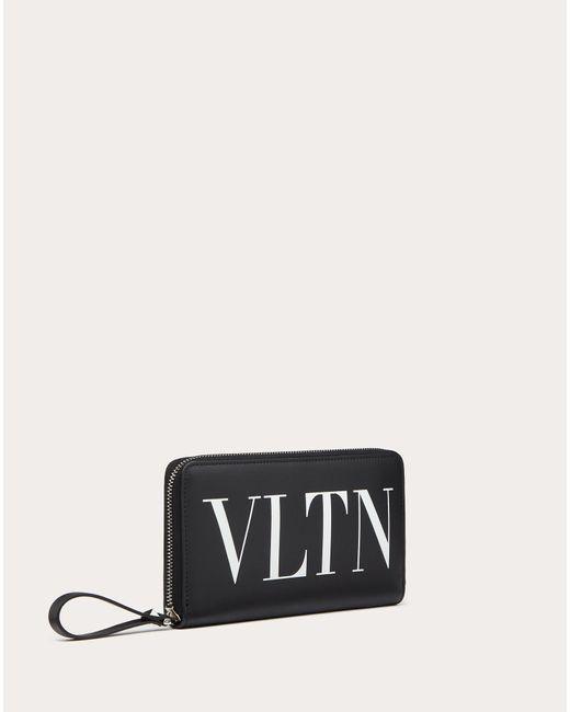 メンズ Valentino Vltn ウォレット Black