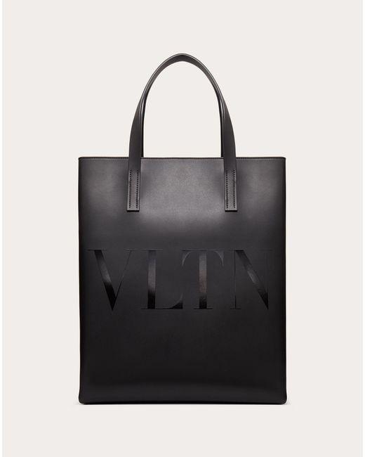 メンズ Valentino Garavani Vltn ショッピングバッグ Black