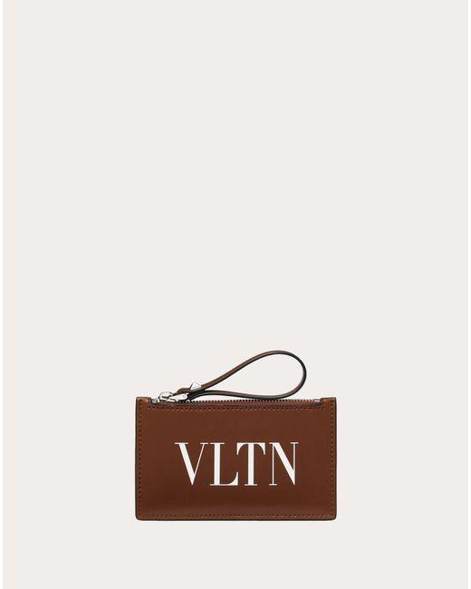 Porte-cartes Vltn Valentino Garavani pour homme en coloris Multicolor