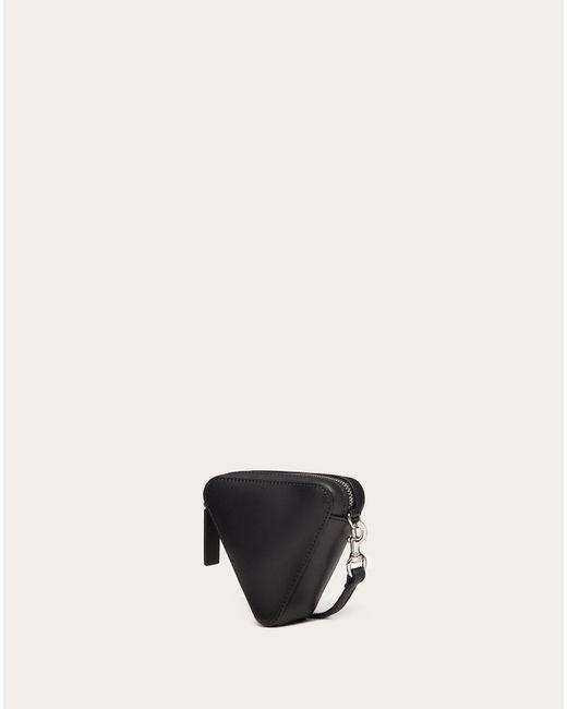 メンズ Valentino Vltn コインケース Black