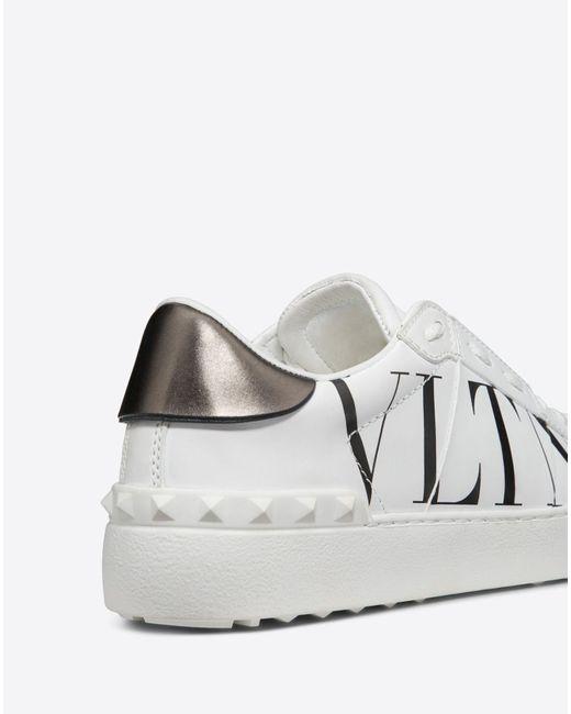 Valentino Garavani VLTN Bicolor Sneaker White