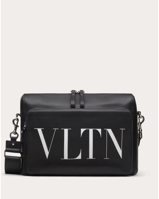 メンズ Valentino Garavani Vltn メッセンジャーバッグ Black