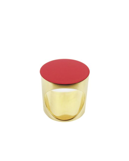 Uncommon Matters | Red Cylindric Ring | Lyst