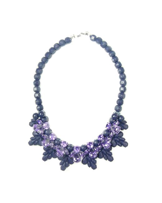 EK Thongprasert | Blue Peacoat Archer Heights Necklace | Lyst