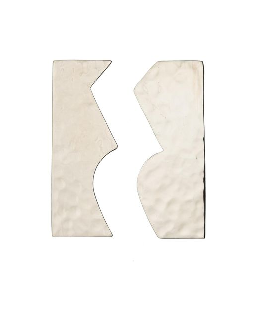 Anndra Neen - Multicolor Forma H Earrings - Lyst