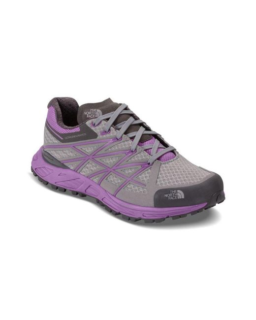 The North Face Purple Ultra Endurance