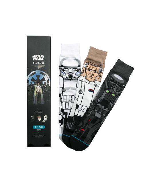 Stance Multicolor Rogue One Sock Gift Set for men