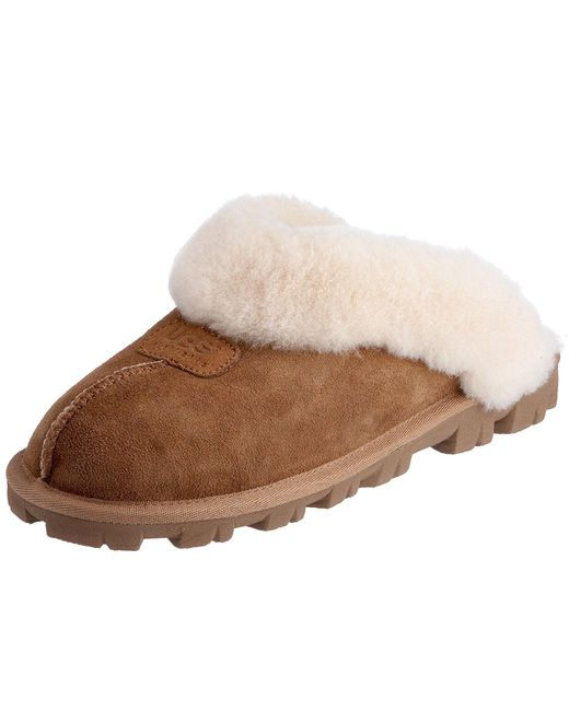 Ugg Brown Coquette