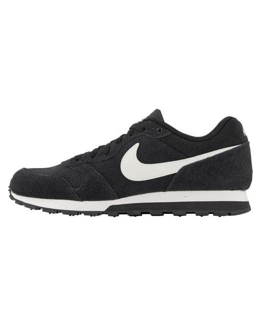 Nike E Md Runner 2 in het Black voor heren