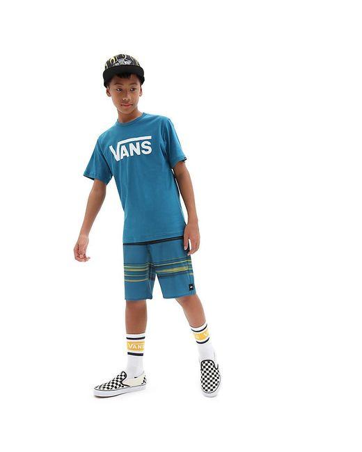 Vans Jungen Classic T-shirt in Blue für Herren
