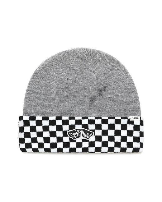 Vans Gray Breakin Curfew Beanie-mütze