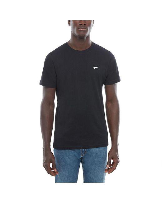 Vans Skate Short Sleeve T-shirt in Black für Herren
