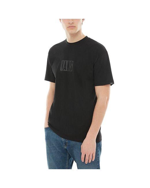 Vans Tall T-shirt in Black für Herren