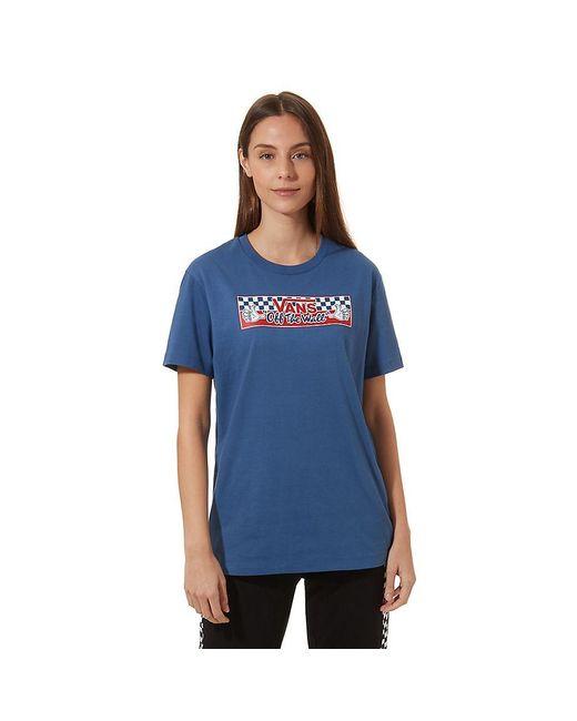 Vans Blue Bmx T-shirt