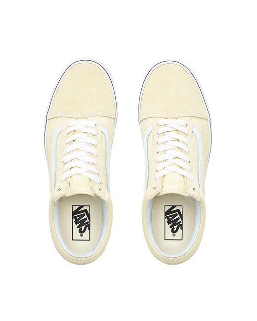 Vans White Old Skool Schuhe