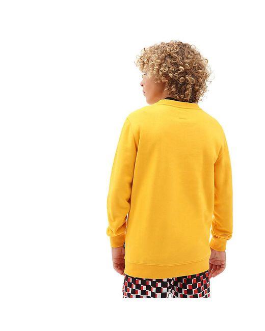 Vans Jungen Otw Rundhalspullover in Yellow für Herren