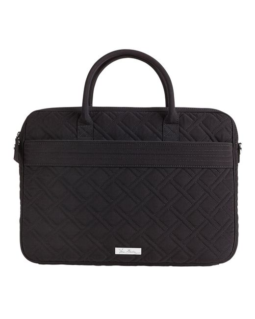 Vera Bradley - Black Laptop Attaché - Lyst
