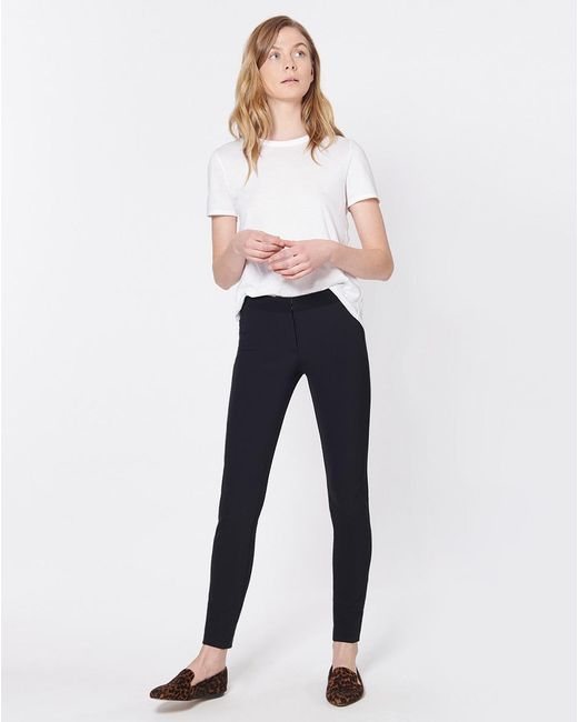 Veronica Beard - Black Scuba Legging - Lyst