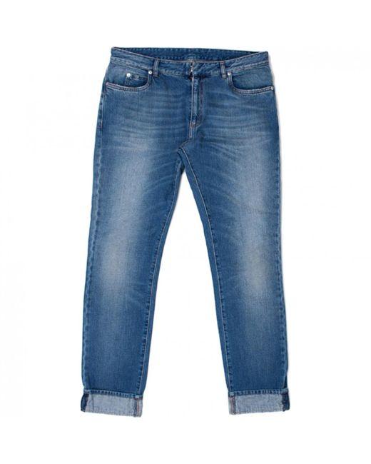 Maison Margiela Slim jeans in Blue für Herren