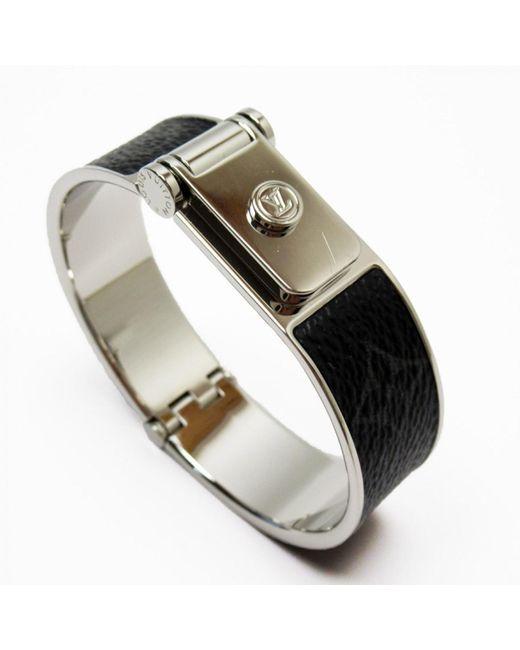 Louis Vuitton Metallic Other Metal Bracelets