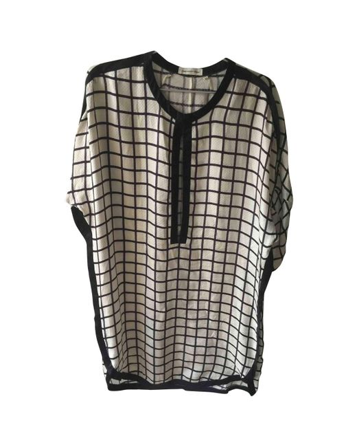 Étoile Isabel Marant - Multicolor Pre-owned Silk Dress - Lyst