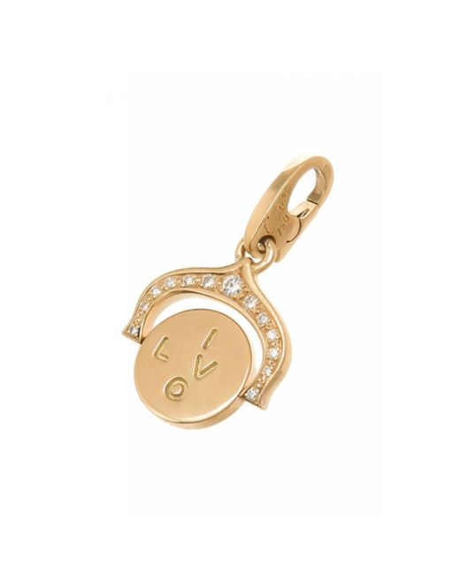 Cartier | Metallic Pre-owned Yellow Gold Pendant | Lyst